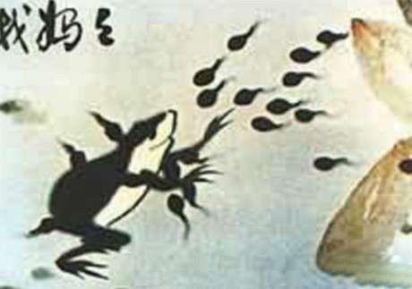 80后的记忆《小蝌蚪找妈妈》