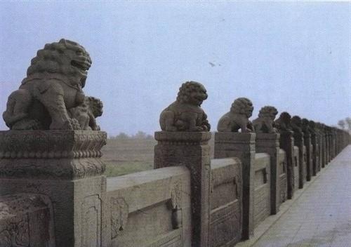 卢沟桥的狮子说不清